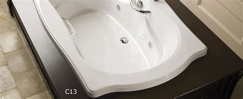 Bain Ultra Origami 7242 - large air jet tub for bathrooms bainultra