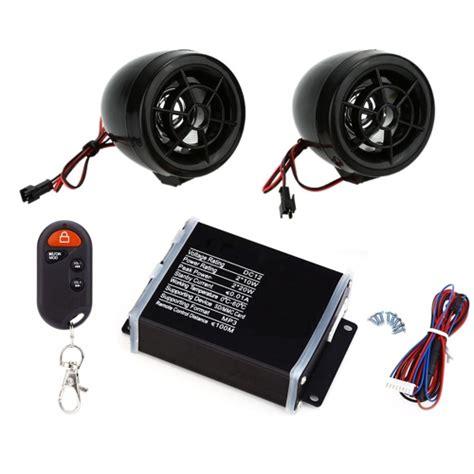 air horn mp triton mc series multifunction mp3 wireless car horn set