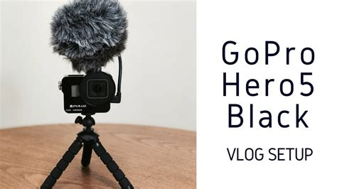 Best Rode Micro Compact On Microphone gopro 5 vlog setup with rode videomicro compact