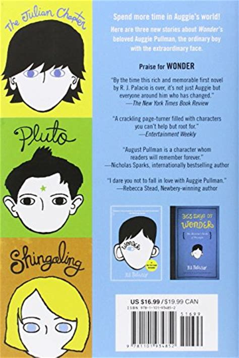 libro auggie me three libro auggie me three wonder stories the julian chapter pluto shingaling first omnibus