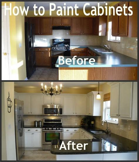 Parents Of A Dozen How To Paint Kitchen Cabinets For A What To Look For When Buying Kitchen Cabinets
