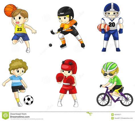 si鑒e enfant pour v駘o manlig idrottsman nensymbol f 246 r tecknad i olik typ av