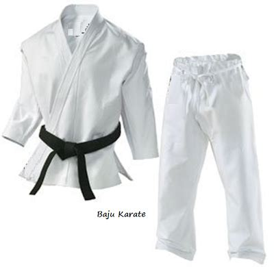 Kaos Baju T Shirt Karate konveksi