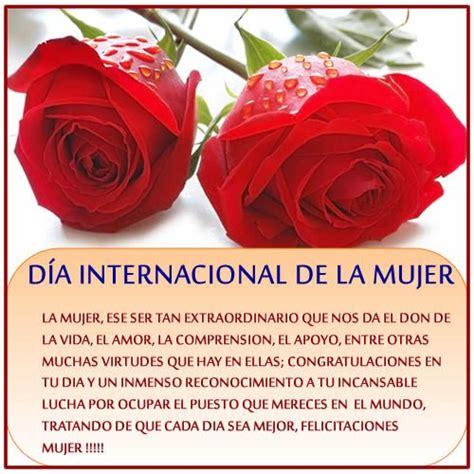 discurso por el da internacional de la mujer 8 de marzo d 237 a internacional de la mujer