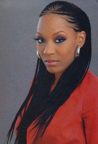 box braids with cornrows in front 614 best hair beauty images on pinterest hairstyle ideas