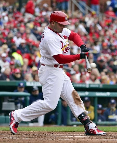 matt holliday swing middle of the order provides clues to offensive drought