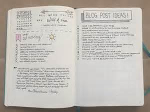 bullet journal exles listing agent mikaela media