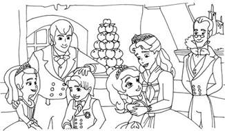 printable coloring pages sofia the sofia the coloring pages free sofia the