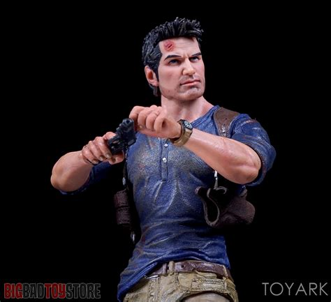 uncharted 4 figure neca uncharted 4 nathan ultimate figure toyark
