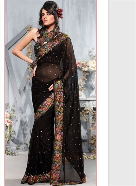 low hip saree draping bollywood style of wearing saree male models picture