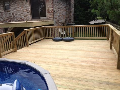 wood pool deck wood pool deck wood decks