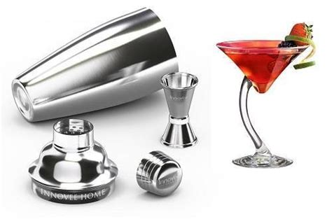 best cocktail shaker set 5 best cocktail shaker set in 2017 reviews doublebestreview