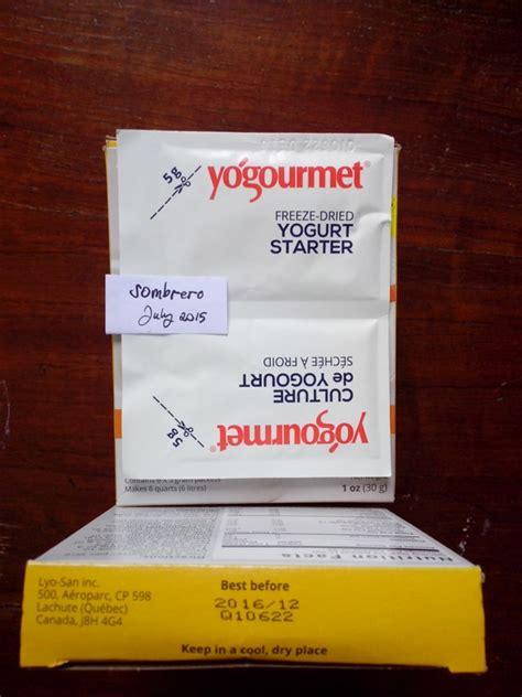 Bibit Yoghurt jual bibit yoghurt dried yogurt starter yogourmet import asli canada sombrero laptop parts