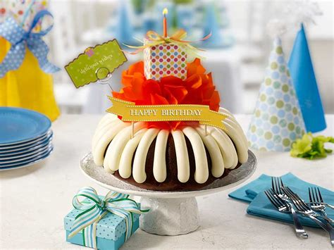 10 inch bundt cake the best birthday bundt cakes nothing bundt cakes