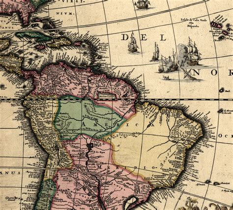 map of the us during the 1700s map of south america 1700 maps and vintage prints