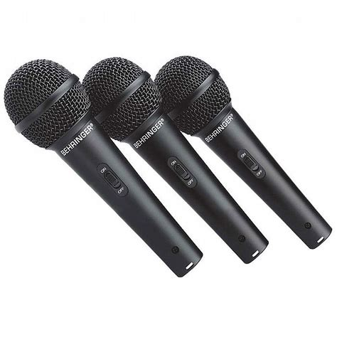 Mic Behringer Ultravoice Xm1800s 3 Cardioid Vocal And I Diskon behringer xm1800s ultravoice vocal instrument microphone