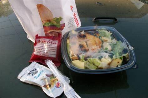 Backyard Burger Grilled Chicken Salad Grubgrade Review Chicken Apple Cranberry Garden