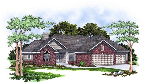 traditional ranch house plans traditional ranch home plan 8909ah architectural