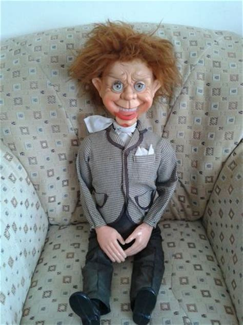 haunted doll george antique ventriloquist puppet master dummy doll