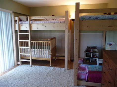 Bunk Bed With Crib On Bottom Toewsies Last Year S Ends