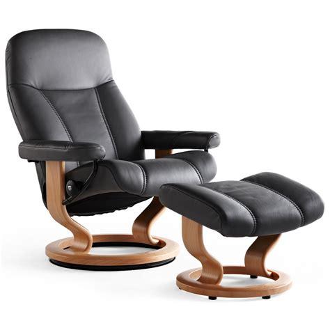 stressless diplomat recliner sale stressless consul large recliner ottoman from 1 895 00 by stressless danco modern