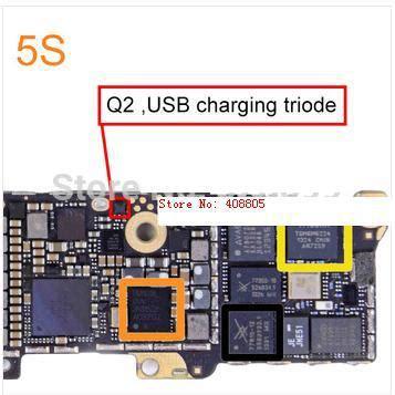 Ic Charging Iphone 6 Original 10pcs lot original new q2 ic for iphone 5s usb charging
