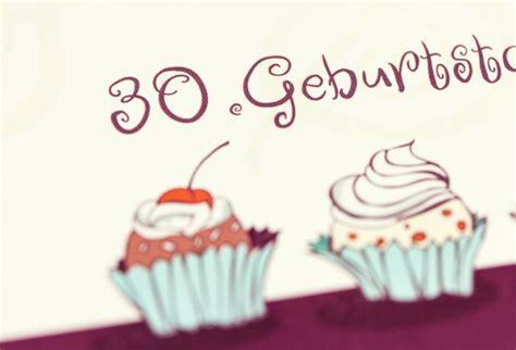 30 geburtstag kuchen einladungskarten f 252 r 30 geburtstag feinekarten