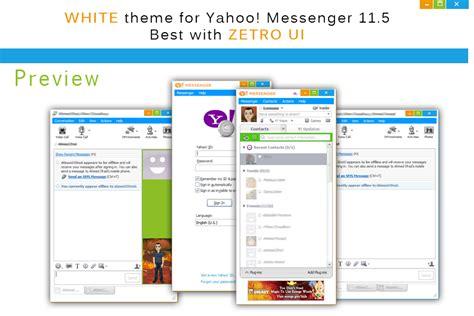 download themes yahoo zetro metro ui theme for windows 7 chia sẻ kiến thức