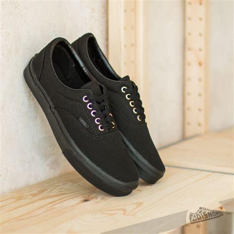 Vans Era Mono Black vans era gold mono black footshop