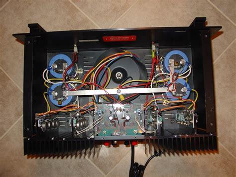 adcom gfa 555 capacitors fs adcom gfa 555 lifier polk audio