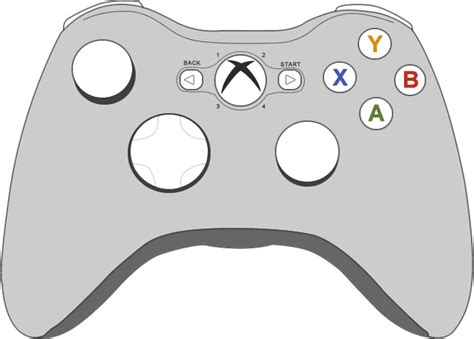 coloring page xbox controller free coloring pages of xbox