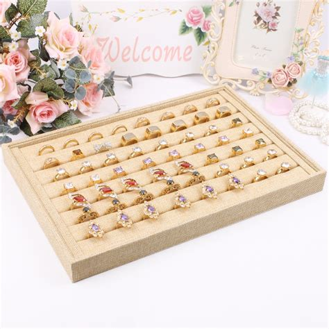 Handmade Products Wholesale - handmade beautiful and with linen jewelry display