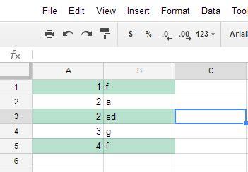 cara membuat tabel warna html cara membuat warna baris tabel berseling seling di excel