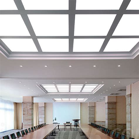 Led Panel Cl 136 Ceiling Light By Slv Lighting At Light Ceiling Panels