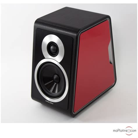 sonus faber chameleon b bookshelf speakers maplatine