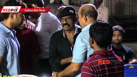 actor goundamani first film actor goundamani pays homage veteran actress manjula
