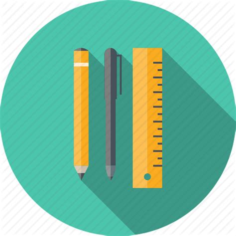 design icon with sketch design development draw drawing education equipment