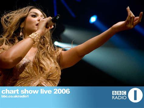 beyonce radio mp bbc radio 1 chart show live 2006