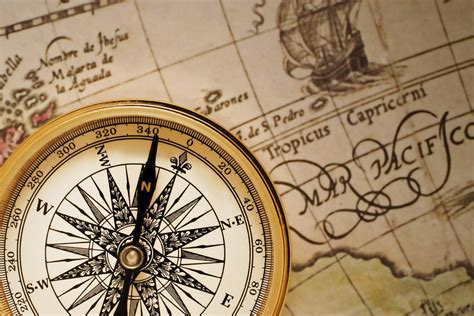map compass compass and antique map by utah images