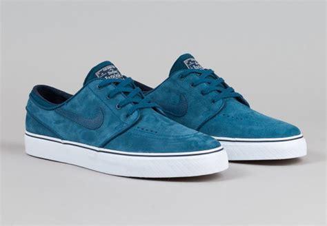 Nike Sb Janosky Blue nike sb stefan janoski quot blue quot sneakernews