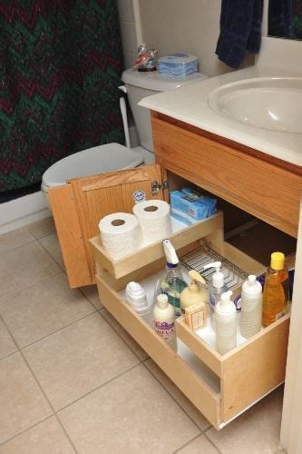 under cabinet drawers bathroom 17 best images about kitchen sink on pinterest base