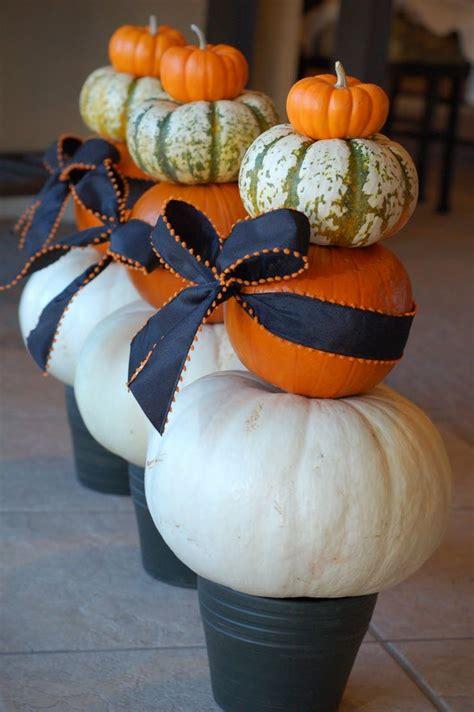 pumpkin topiary ideas pumpkin topiaries craft ideas