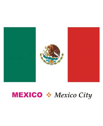 mexican colors flag mexico flag free colouring pages