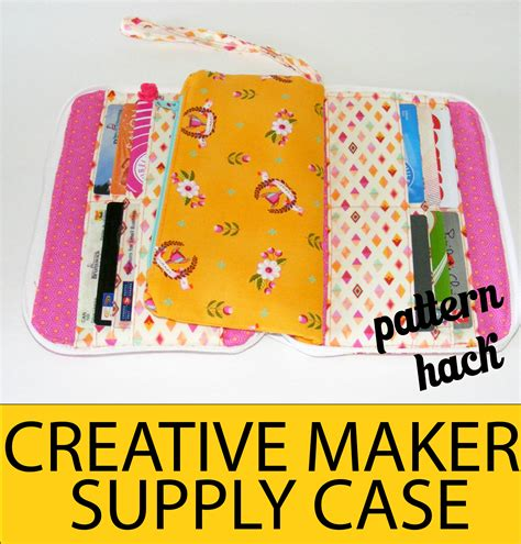 pattern maker supplies pattern hack creative maker supply case sew sweetness