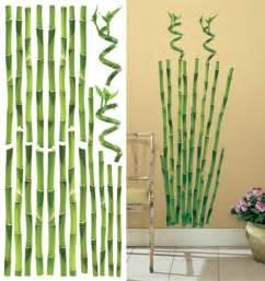 Unbelievable bamboo peel stick decals