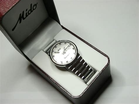 Mido Commander Automatic mido commander datoday automatic secondhand