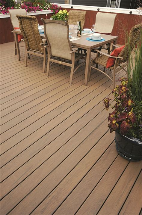 timbertech wood products  decking fencing denver