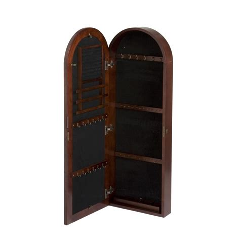 Sei Jewelry Armoire by Sei Arbor Wall Mount Jewelry Armoire