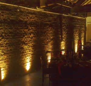 Floor Uplight by London Canal Museum Venue Hire Lighting