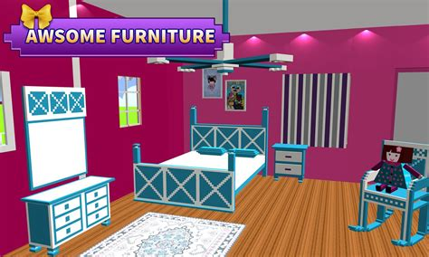 doll house design decoration girls house games apk